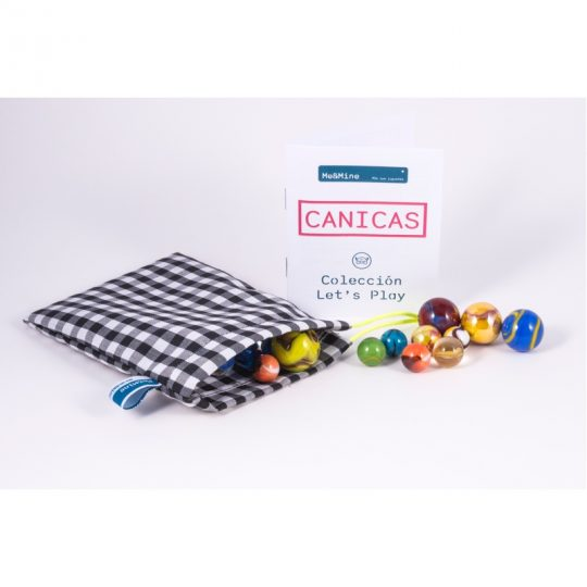 Set de 20 canicas - Monetes