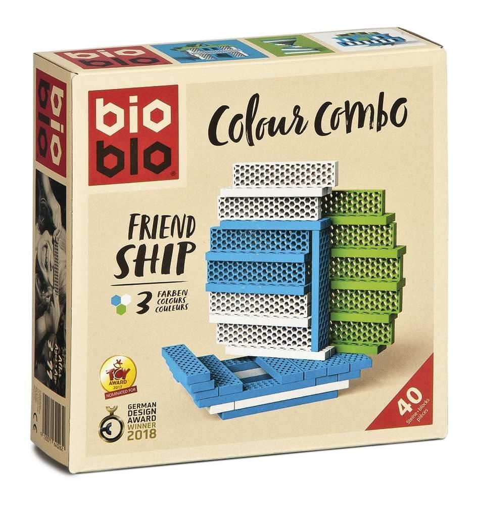 Colour Combo Friend Bioblo (40 piezas)