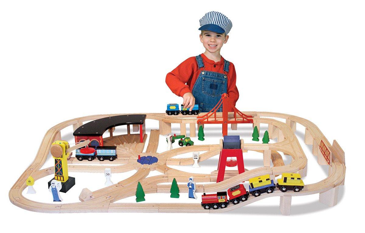 Juego De Tren