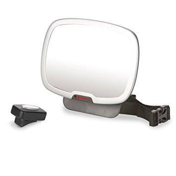 Espejo Easy View Plus con Luz y Mando Diono