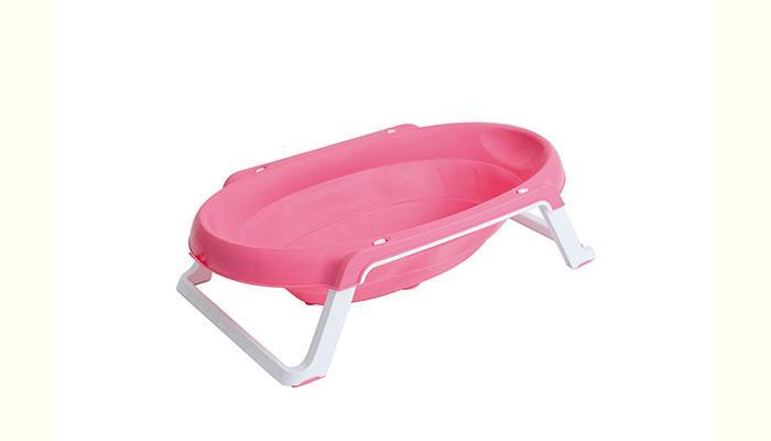 Bañera Plegable Compact Pink