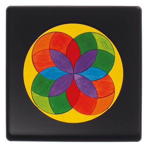 Puzzle Magnético Circular Iris