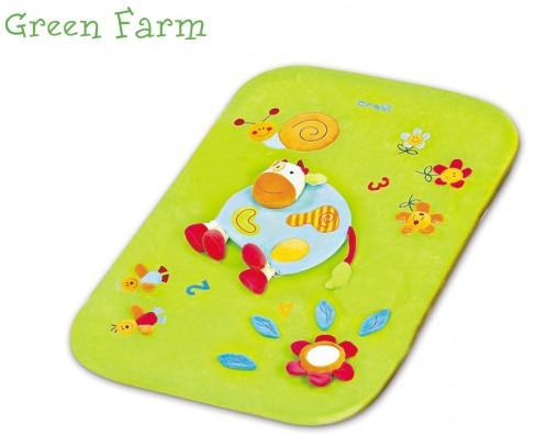 Brevi Tapete De Juego Green Farm