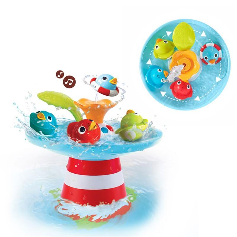 Juguete de baño Carrera De Patos Yookidoo