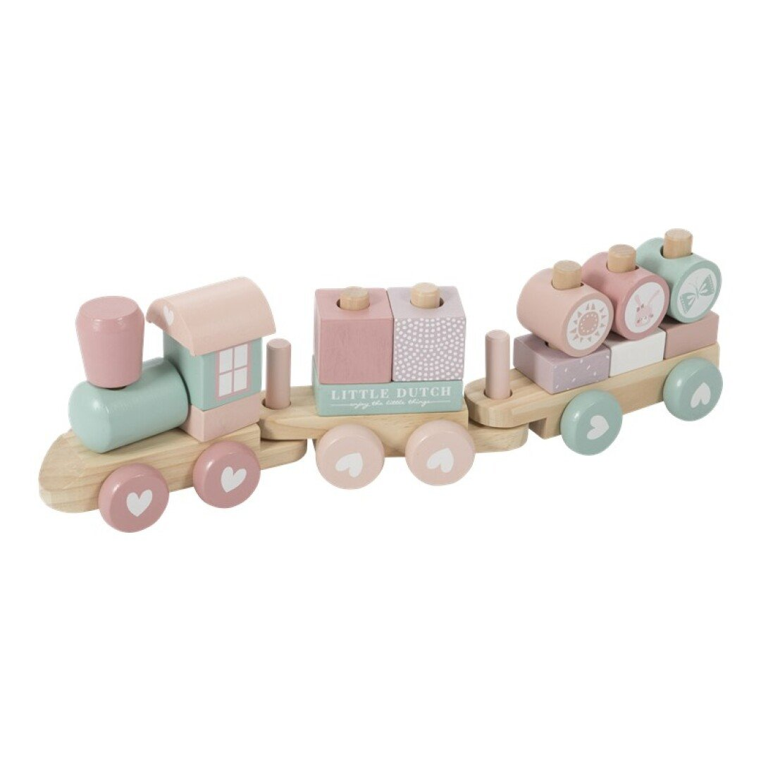 TREN ADVENTURE ROSA LITTLE DUTCH