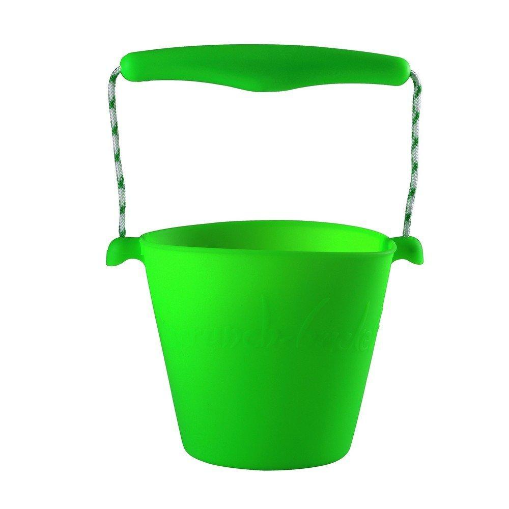 Cubo Scrunch Verde Flúor5060240381104