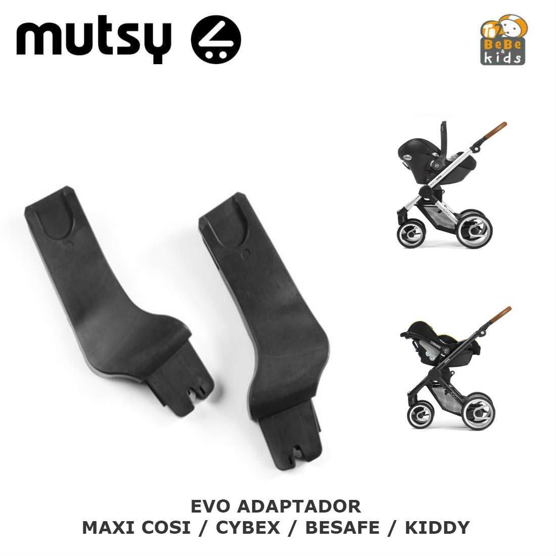 Adaptador MaxiCosi Para Mutsy Evo