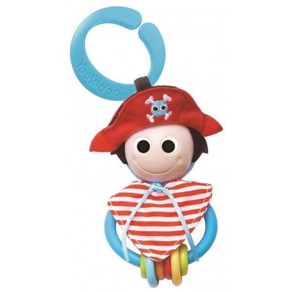 Conjunto Pirata-Loro Yookidoo