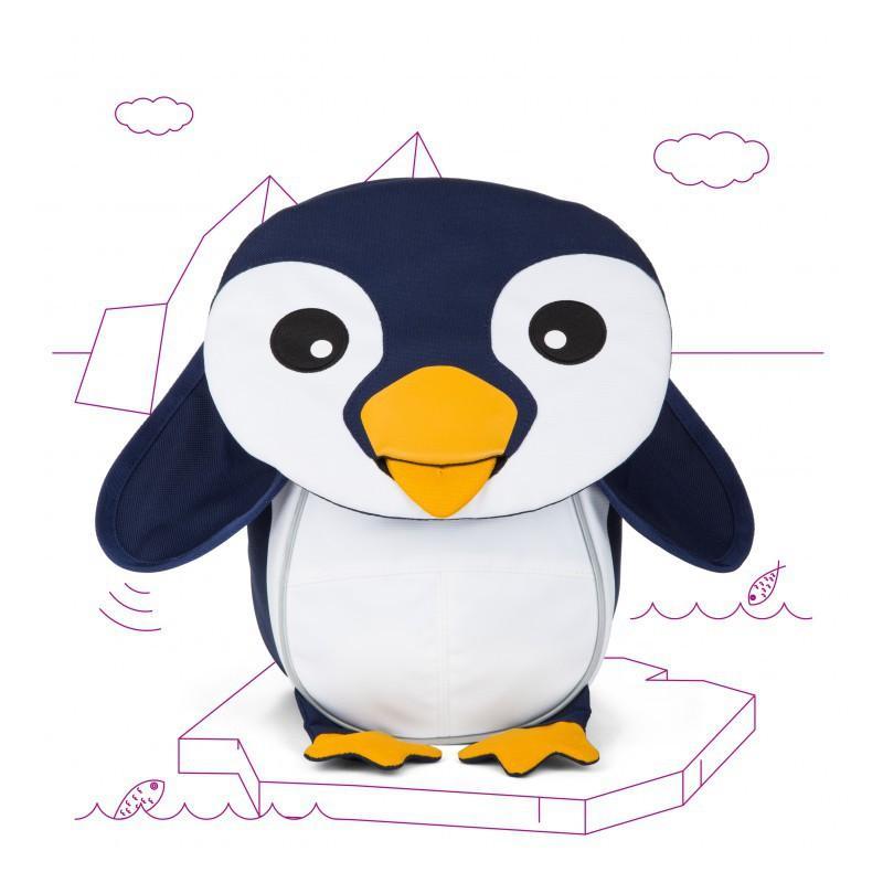 Mochila Ergonómica Pingüino