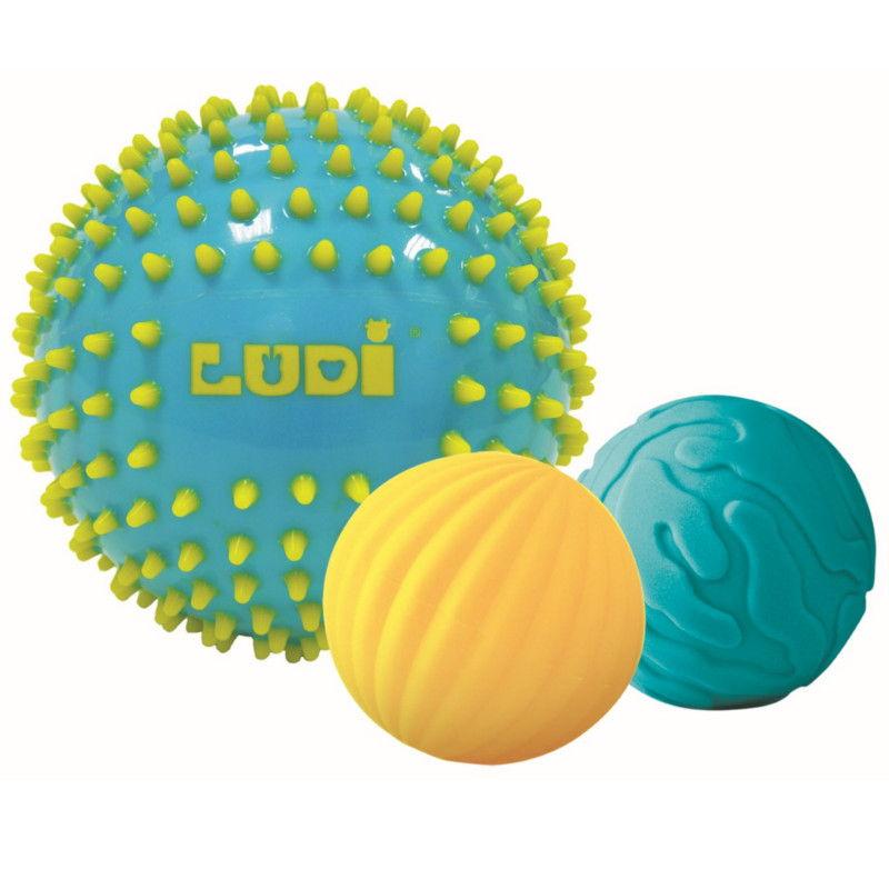 pelotas-sensoriales-bicolor-turquesa-amarillo-ludi-monetes
