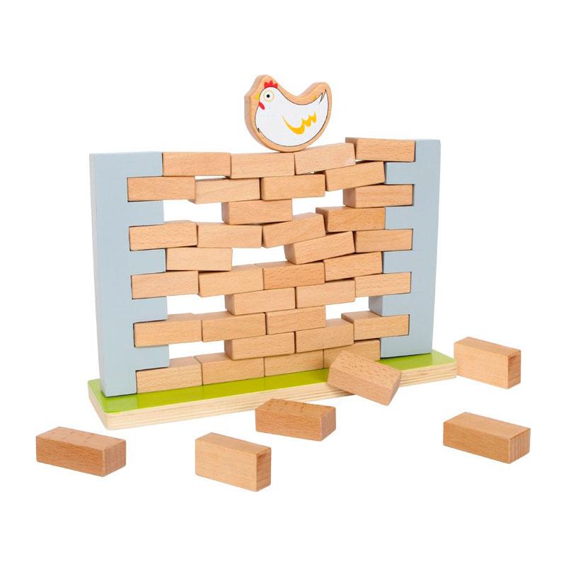 Muro tambaleante