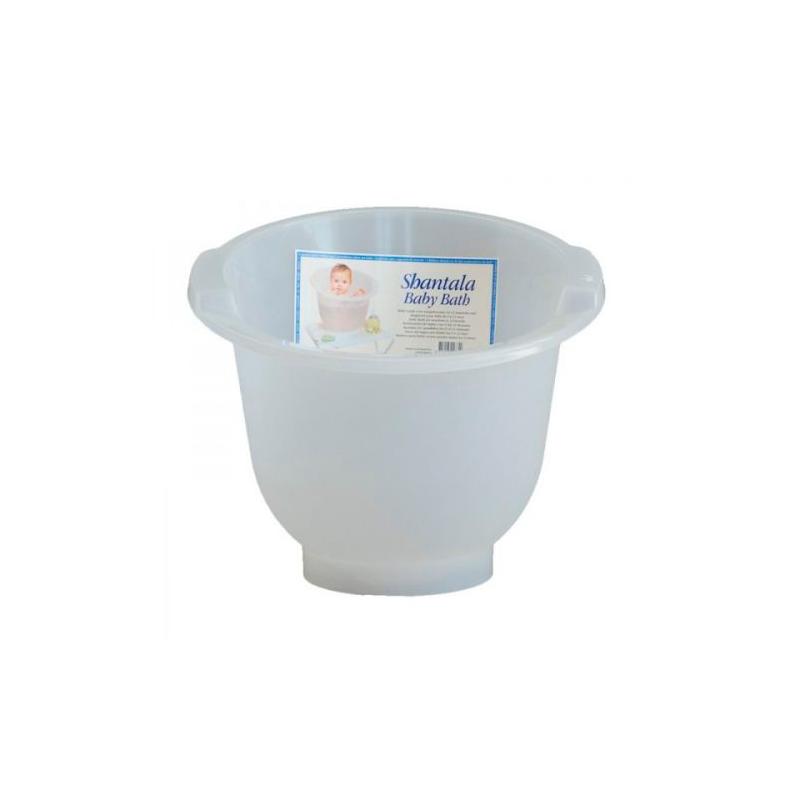 Bañera anticólico Shantala Blanco