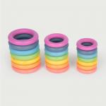 Anillas arcoiris - Tick It