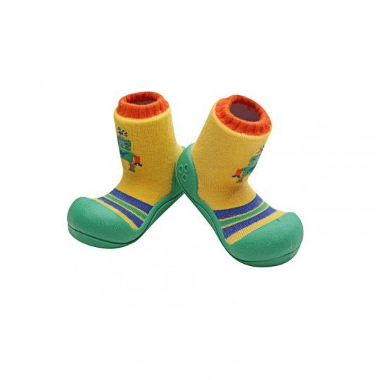 Zapatos Attipas Robot - Verde -
