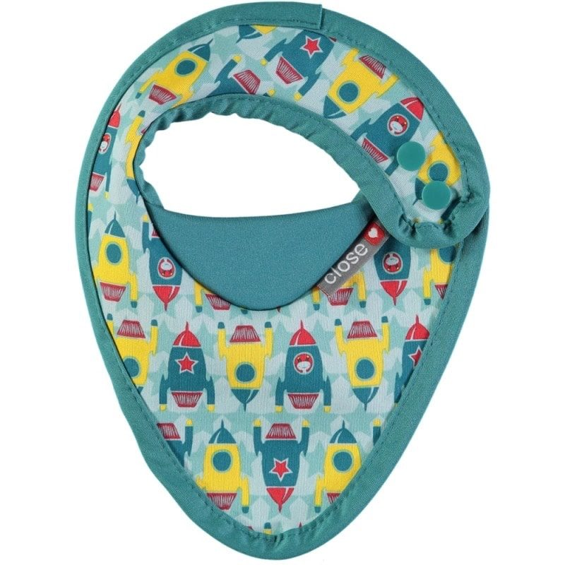 Babero bandana Rockets, de Pop In