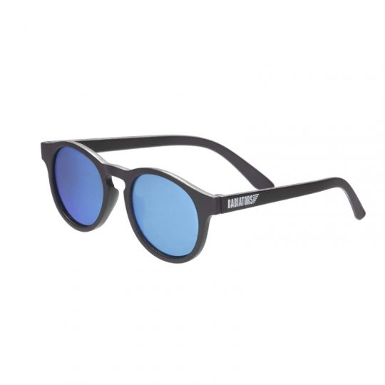 Gafas de sol flexibles Keyhole - The Agent Black -
