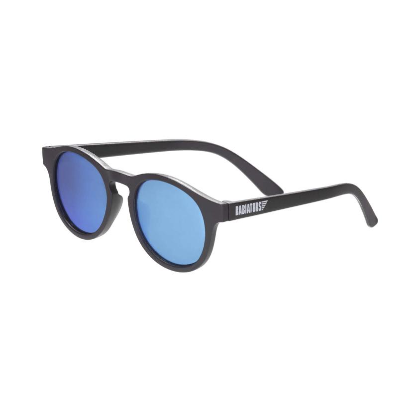 Gafas de sol flexibles Keyhole, The Agent Black, de Babiators