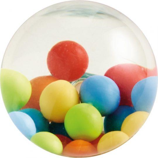 Bola de efecto pelotas de colores