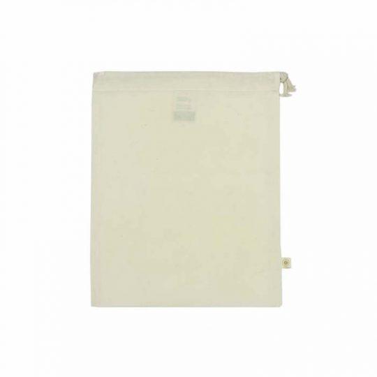 Bolsa de algodón reutilizable - varios tamaños -