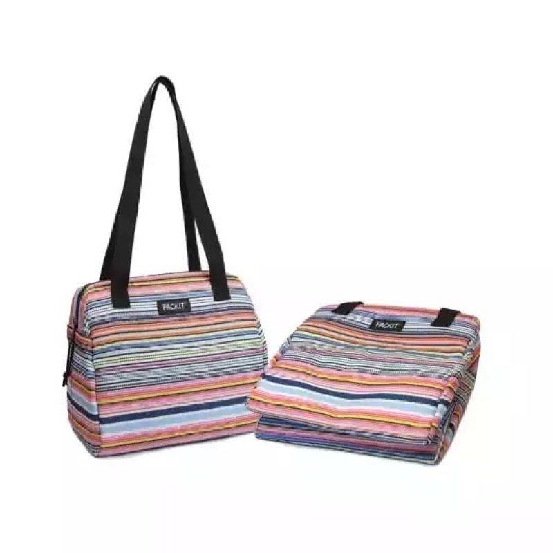 Bolso-portalimentos-congelable-hampton-lunch-bag-blanket-stripe-packit-monetes1