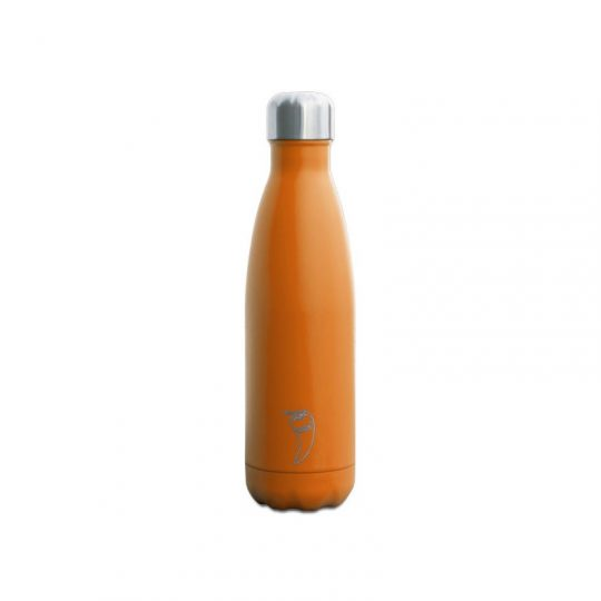 Botella Isotérmica Edición Mate - Naranja 500 ml -