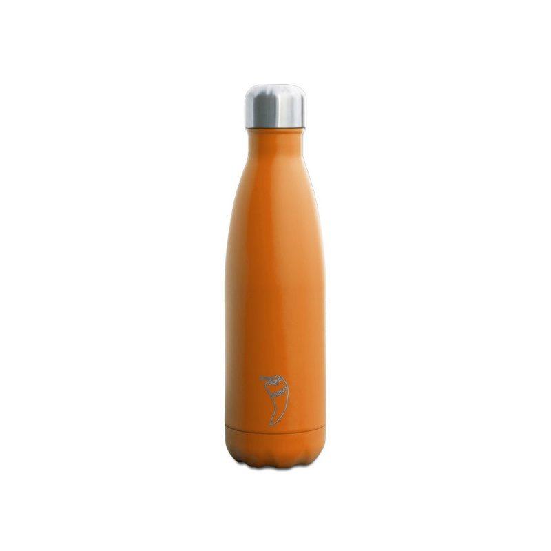 Botella-500-naranja-mate-chilly-monetes1