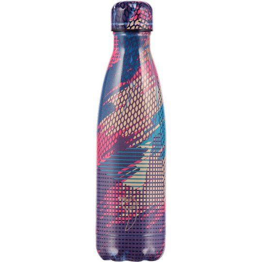 Botella Isotérmica Edición Abstract - Morado 750 ml -