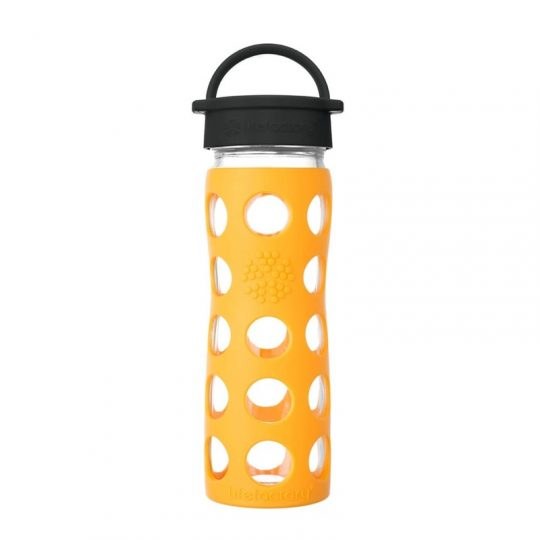 Botella 470 ml Lifefactory Classic Marigold