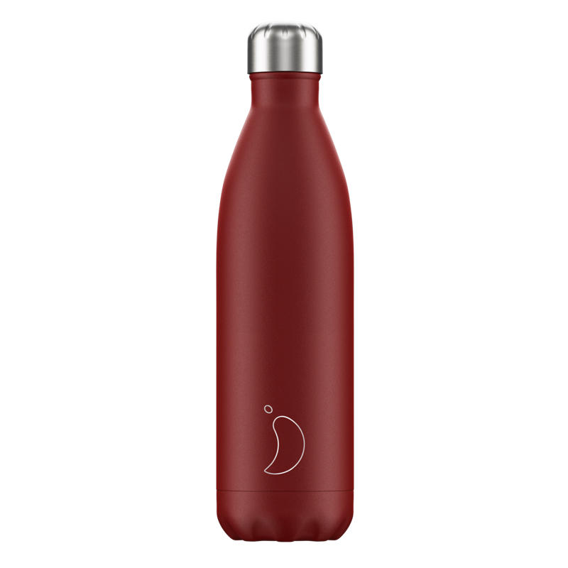 Botella isotérmica Chilly Mate Rojo 750