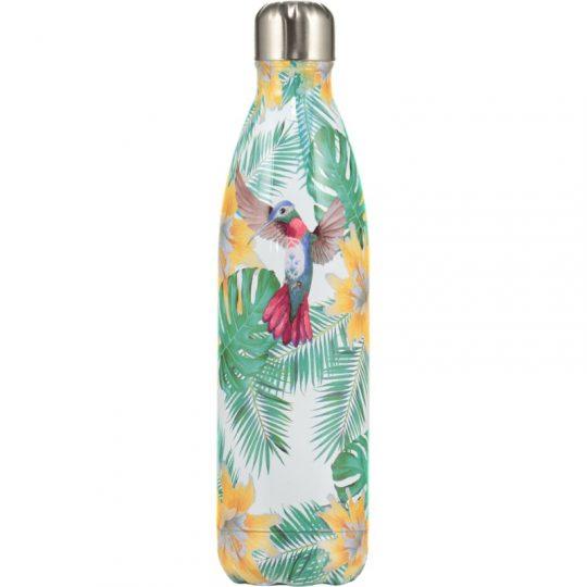 Botella Isotérmica Edición Tropical - Colibrí 500 ml -