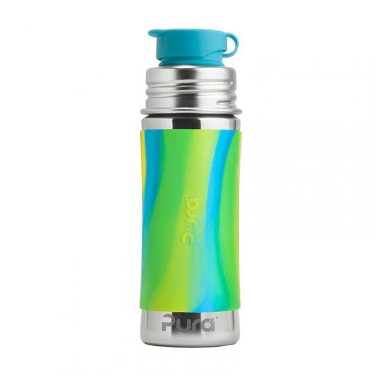 Botella acero inoxidable Pura Sport - 325 ml - varios colores