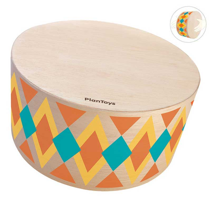 Caja de ritmos Plantoys