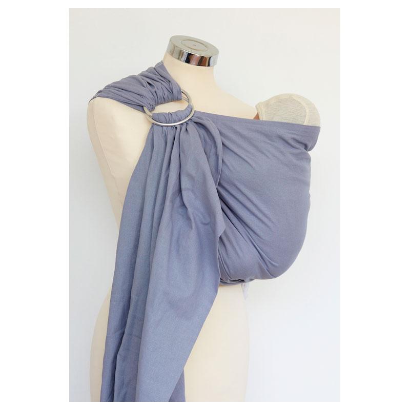 Bandolera de gasa - Lavender -