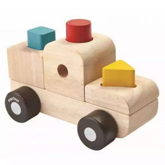 Camión encajable