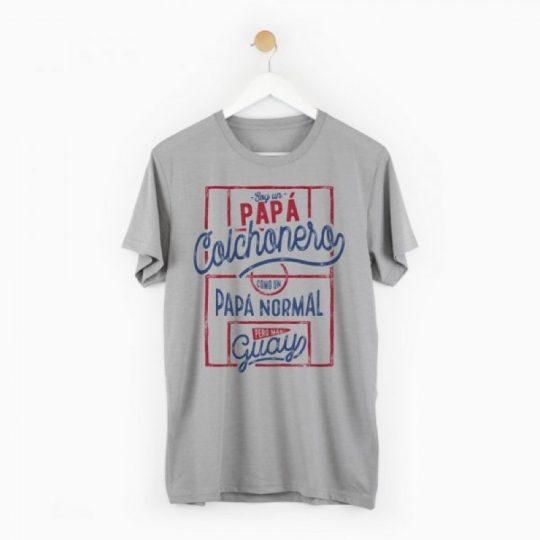 Camiseta 'Papá colchonero'
