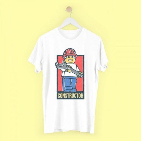 Camiseta 'Constructor'