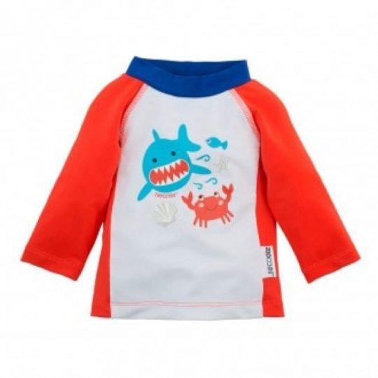 Camiseta UPF 50+ - Naranja -