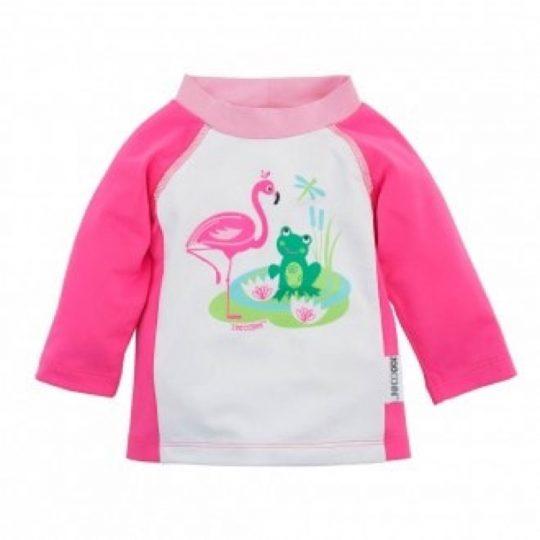 Camiseta UPF 50+ - Rosa -