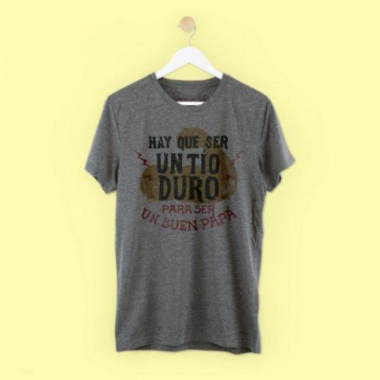 Camiseta 'Tío duro'