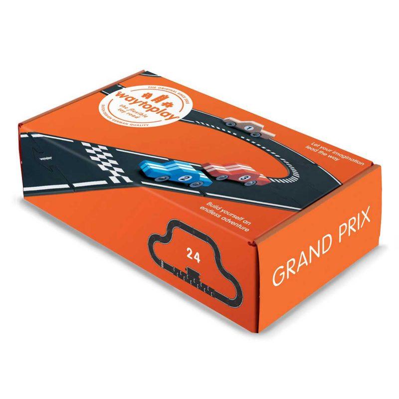 Carretera flexible de caucho Way To Play - Grand Prix -