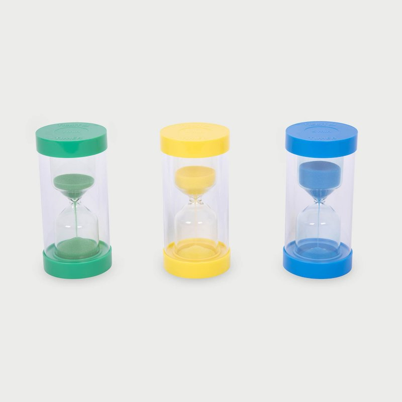 Cilindros tiempo 1-3-5 min Tick It