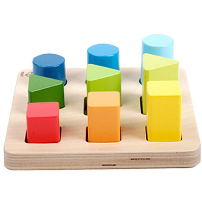 Clasificador de colores y formas