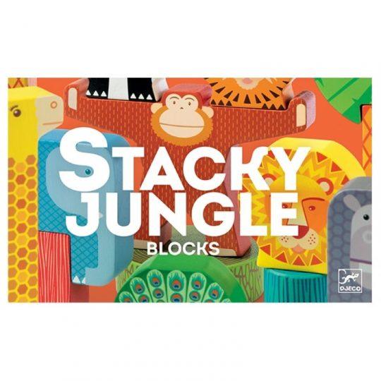 Construcción galería Stacky jungla