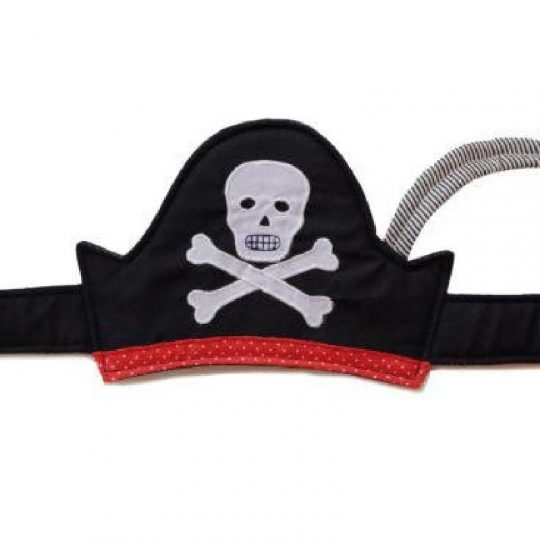 Corona gorro Pirata