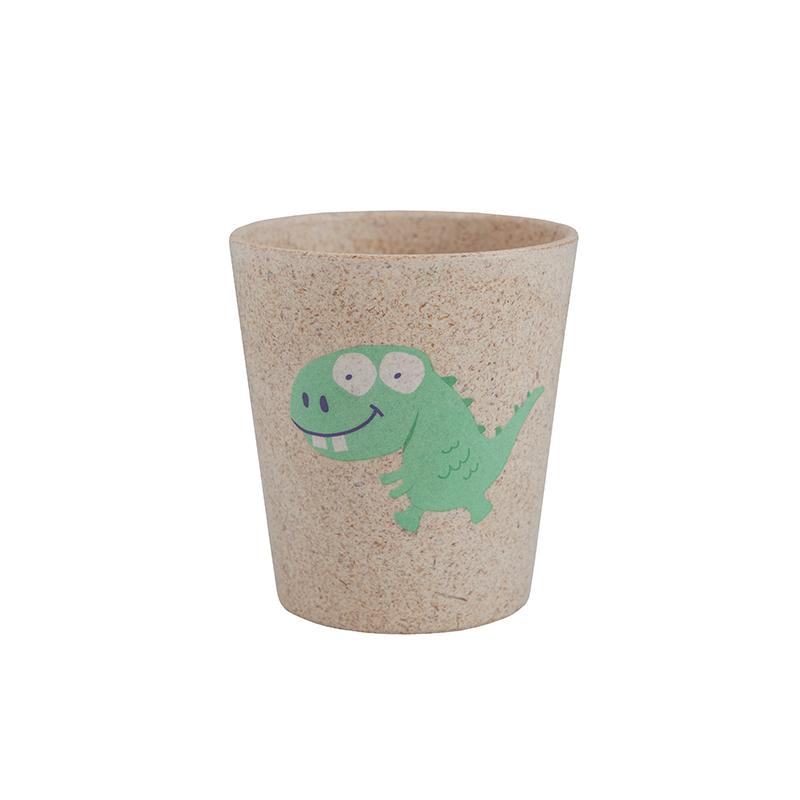 Vaso bambú Dino