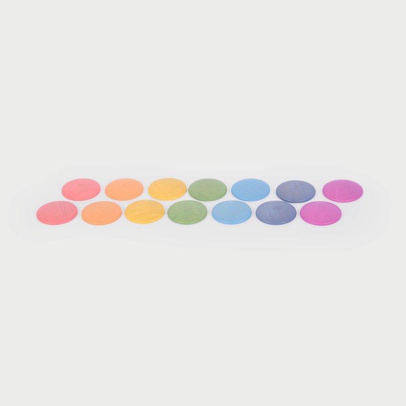 Discos arcoiris - Tick It