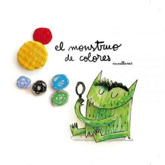 El Monstruo de Colores - Cartoné