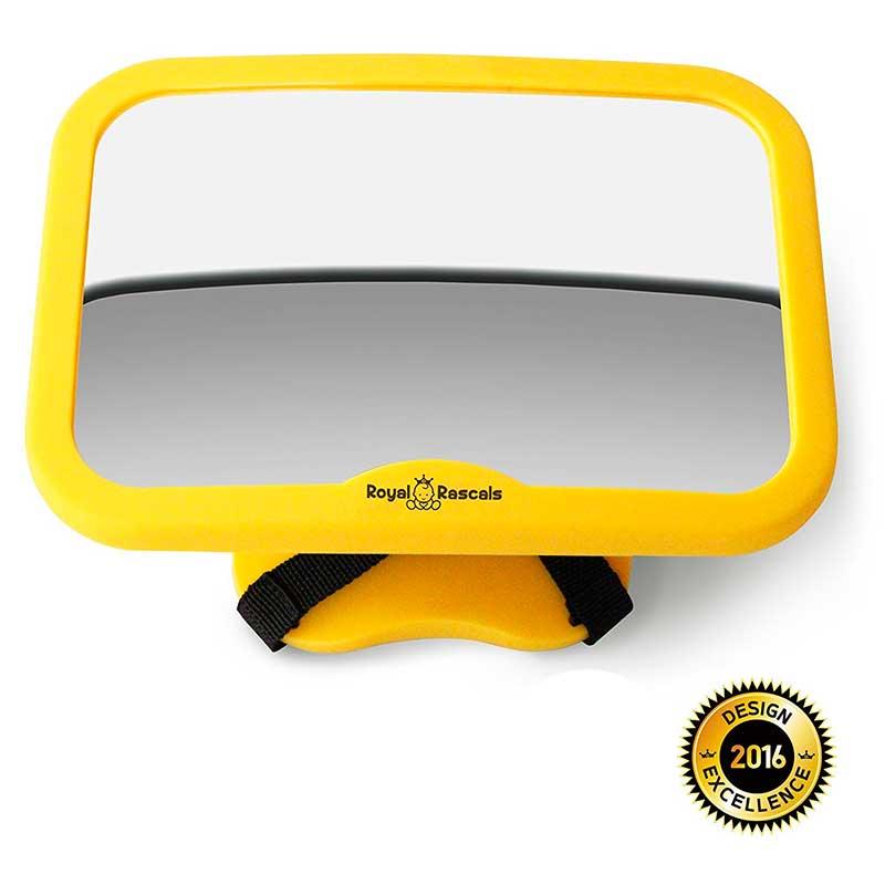 Espejo de seguridad alta visibilidad