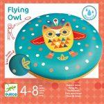 Flying owl disco volador Djeco