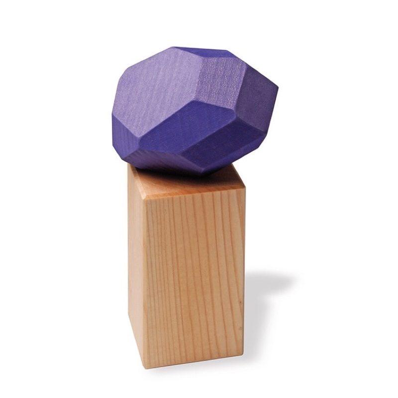 Gema-madera-morada-edicion-limitada-grimms-monetes